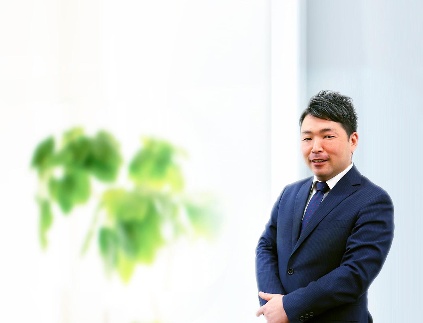 株式会社山紫堂 代表取締役 黒田啓彰